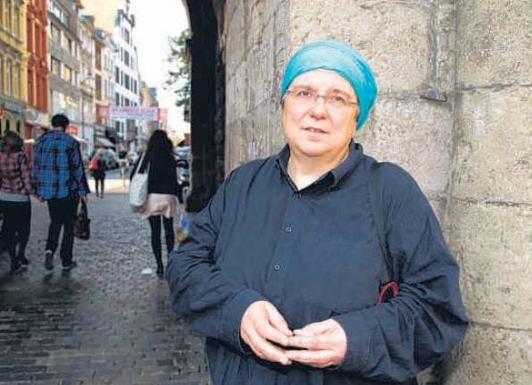 Die Imamin von Köln (2015)